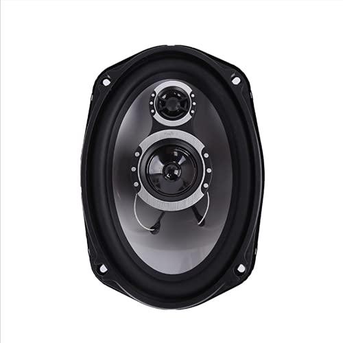 MKAN 6 * 9 Pulgadas Audio Audio Audio Audio Modificado, CUCHO COAXIAL Audio, Tweeter, Adecuado para Todos los Modelos de Mercedes-Benz, BMW, Audi y así sucesivamente