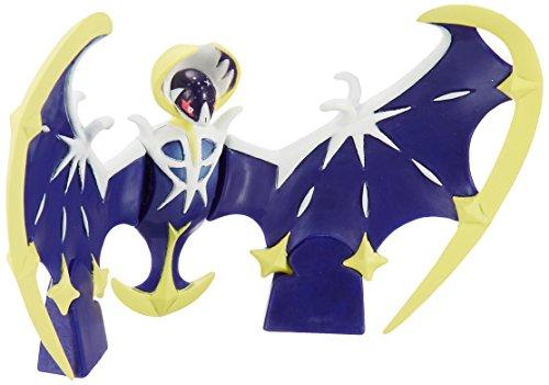 Takaratomy Pokemon Sun & Moon EHP02 Lunala Action Figure, 3'