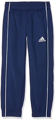 adidas Kinder Core 18 Trainingshose, Blau (Dark Blue), 140