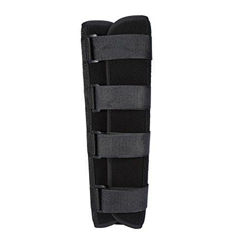 Armbågsstöd, andningsbar vinterstil Armbågsstödstag Bracerstöd, smärtlindring, återhämtning av skador från Filfeel (M)