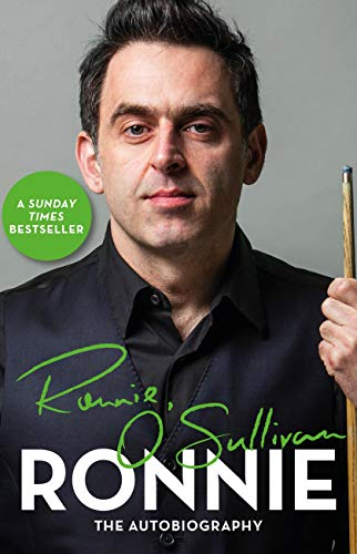 Ronnie: The Autobiography of Ronnie O'Sullivan (English Edition)