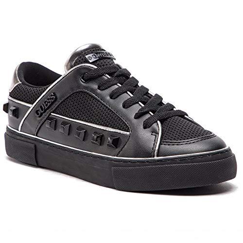 Guess FL5GAL FAB12 Sneakers Femmes, - Noir - Taille 36 EU