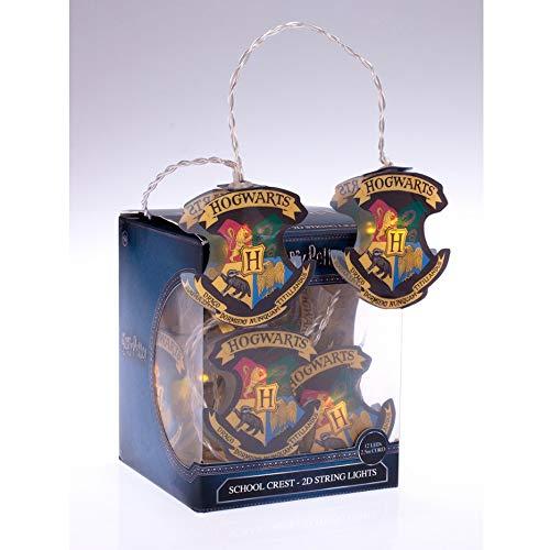 Guirlandes lumineuses et décoratives Harry Potter Hogwarts