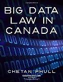 Big Data Law in Canada...