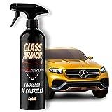 Limpia Cristales Coche y Moto para Interior y Exterior Limpia...