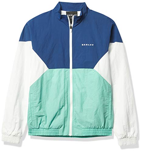 Oakley Mens Herren TN Racing Team Jacket Jacke, dunkelblau, XX-Large