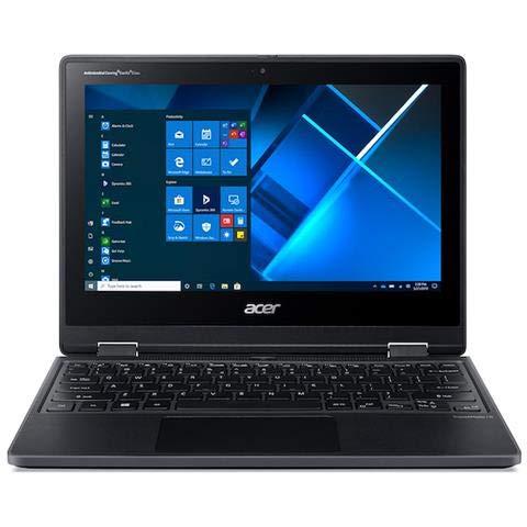 Acer Travelmate B3 TMB311RN-31-C1ET 11.6' Touch Screen Celeron N4120 1.1GHz RAM 4GB-SSD 128GB-Win 10 EDU Black