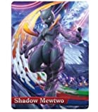 Shadow Mewtwo Pokken Tournament amiibo Card