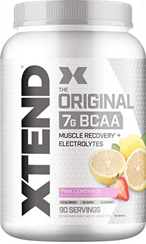 Xtend エクステンド BCAA + シトルリン ピンクレモネード 90回分