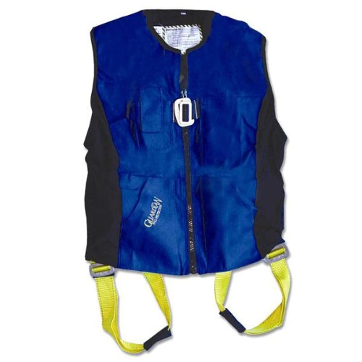 整理する起こりやすい思い出Guardian Fall Protection 12315 Duck Flex Construction Tux Harness, Medium, Blue by Guardian Fall Protection