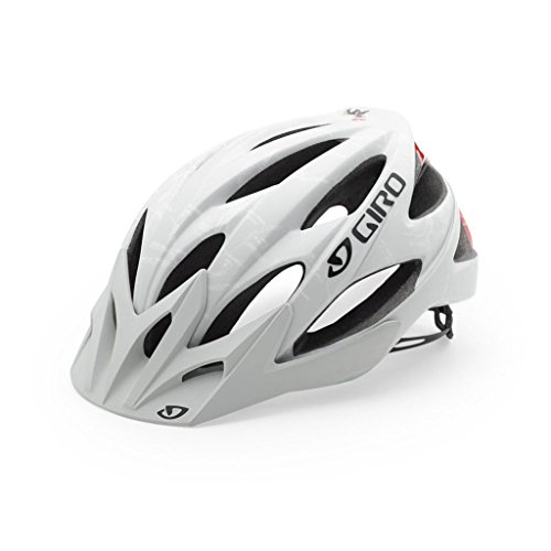 Giro Xar Helm Matte White CA Bear Kopfumfang 59-63 cm 2016 Fahrradhelm