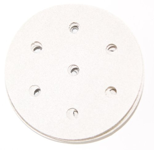 Festool Stick Fix Brilliant Schleifscheiben STF D90/6,2Stück, weiß, 497385, 0V
