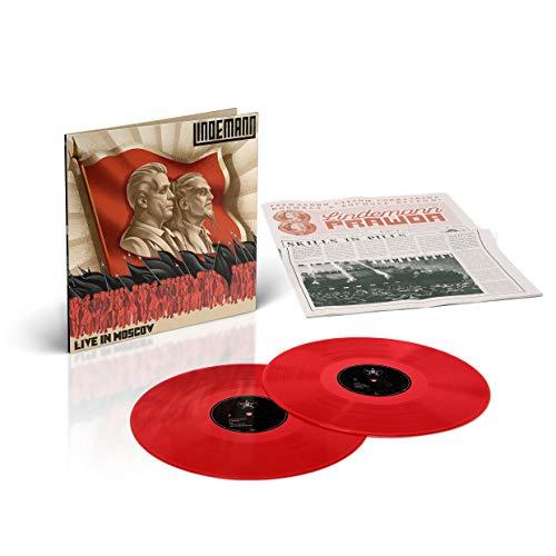 Live in Moscow (Ltd. Red 2LP) [Vinyl LP] (exclusiv bei Amazon.de)