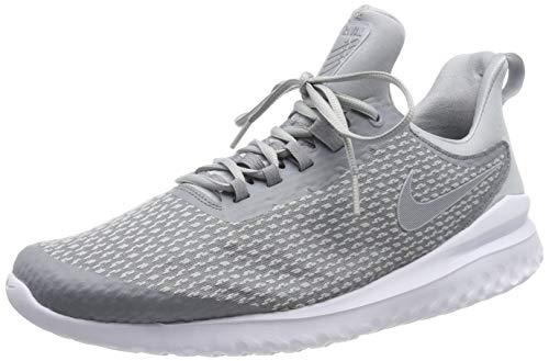 Nike Herren Renew Rival Sneakers, Mehrfarbig (Stealth/Wolf Grey/White 006), 44.5 EU