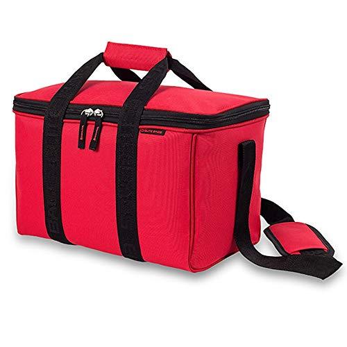 Elite Bags, Multy's, Botiquín multiusos primeros auxilios, Bolsa emergencias, Rojo 🔥