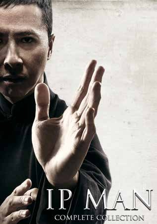 ip man complete collection (5 dvd) * box set