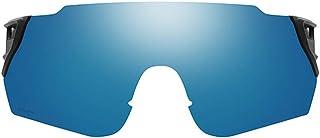 Smith Replacement 421015LEN00ZI Mens Attack Max Frame Blue Mirror ChromaPop Sports Sunglasses