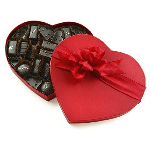 Amore di Mona Gluten-Free, Vegan, Organic, Milk Free, Nut Free, GMO-Free Assorted Chocolates 33...