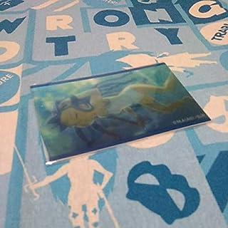 イカ娘 3Dカード 遊泳 リョナ 溺れ もがき 水着 安部真弘 週刊少年チャンピオン