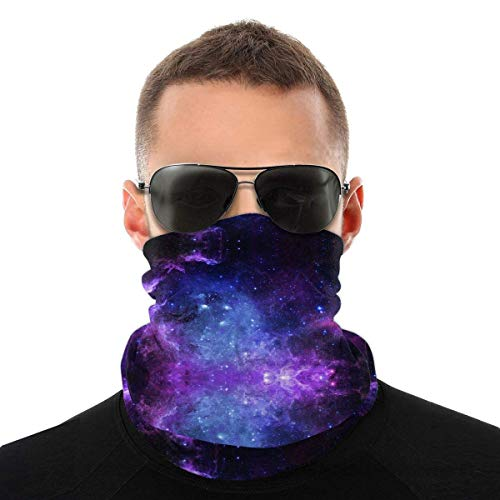 EOPRO Man Womans Full Coverage Tube Seamless Headwear Neck Gaiter Mouth Mask Sunscreen UV Dust Protection for Climbing
