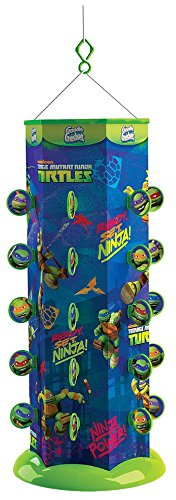 Goodie Gusher Reusable Party Piñata, Teenage Mutant Ninja Turtles