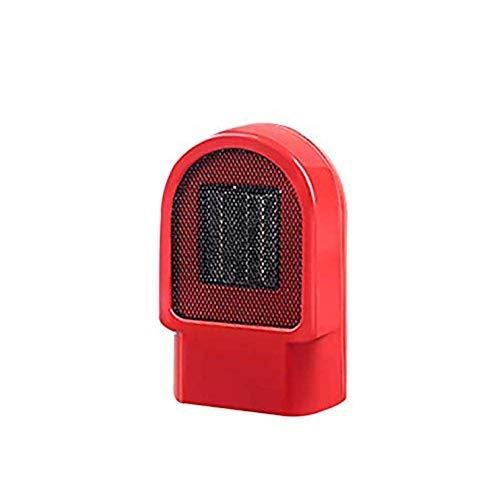 Calefactor Pequeños electrodomésticos Mini calentador Ventilador - Calentador eléctrico portátil del hogar práctico del calentador de espacio for el hogar / dormitorio de la universidad / Oficina / RV
