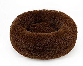 Dnc Anti Anxiety Comfy Fluffy Cozy Calming Dog Bed