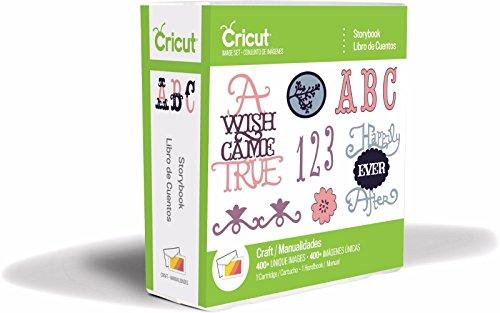 Cricut Storybook Cartridge