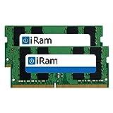 iRam iMac 2020 / 2019 Mac mini 2018 対応増設メモリー DDR4 2666 PC4-21300 SO-DIMM (16GB(2x8GB))