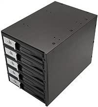 Syba SY-MRA35031 5 Bay Tray Less SATA SAS 3.5