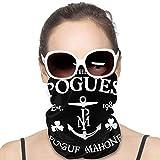Felsiago Poguesnew - Cinta para la cabeza unisex antideslizante sin costuras