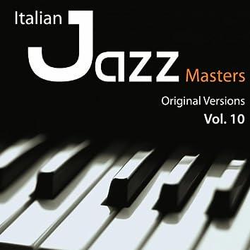 Italian Jazz Masters, Vol. 10 (Original Versions)
