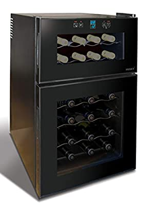 Husky HUS-HN7 Reflections Dual Zone Drinks Cooler by Husky