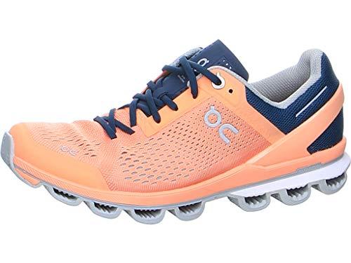 On Cloudsurfer A3 - Zapatillas de running para mujer, color rosa Rosa Size: 40 EU