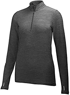 Helly Hansen Women's Aspire Flex 1/2 Zip Long Sleeve Running and Training Shirt