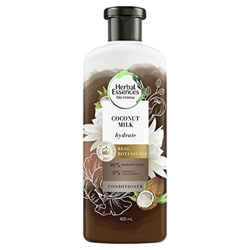 Herbal Essences Bio:Renew Hydrate Conditioner with Coconut Milk 400ml