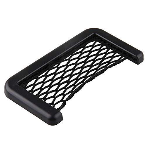 For KIA K2 Sportage R QL KX5 k3 K5 K4 Car Seat Back Storage Net Bag Phone Holder Trunk Net Auto Car Seat Mesh Organizer Pockets