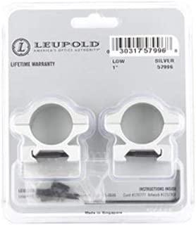 Leupold Rifleman Detachable Low Rings