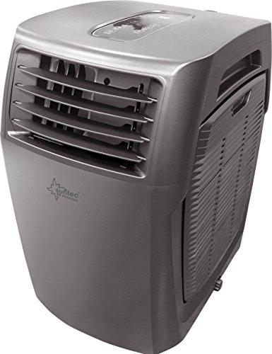 SUNTEC climatiseur Local Mobile Fusion CleanAir 12.000 Eco R290 [7 en 1 : pour Les pièces de Moins de 130 m³ (~60 m²)*, Indoor/Outdoor Refroidissement, Chauffage etc, 12.000 BTU/h, EEK A/A]