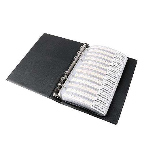 1% SMD SMT Chip Resistore 170 Valori Libro del Campione FAI DA TE 0201 0805 1206 0402 0603