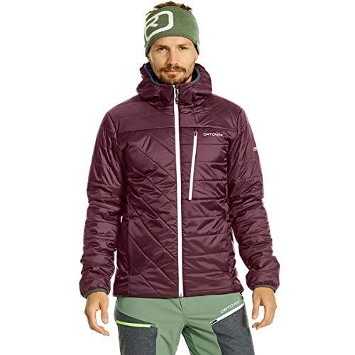 ORTOVOX Herren Snowboard Jacke Swisswool Piz Bianco Jacket