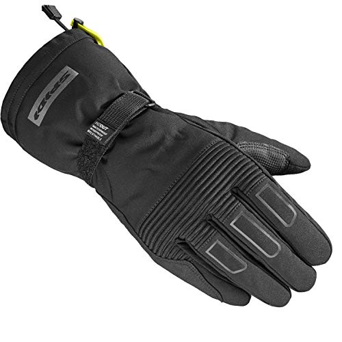 SPIDI Guantes Wintertourer, Color Negro