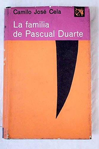 Obras selectas:: La familia de Pascual Duarte ; Viaje a la Alcarria ; La colmena ; Mrs. Caldwell habla con su hijo ; Izas, rabizas y colipoterras ; El carro de heno o El inventor de la guillotina