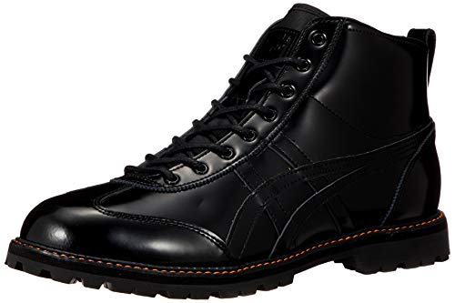 [オニツカタイガー] ブーツ RINKAN BOOT(現行モデル) BK/PHTM 26.5cm