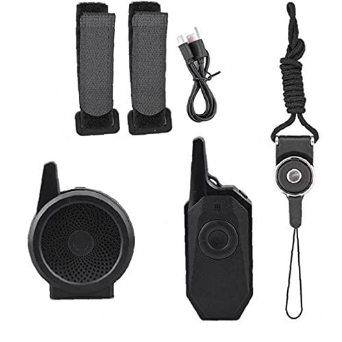 Parabrezza-Tuimiyisou-Megafono wireless Compatibile con MAVIC 2 Air 2 Mini Telecomando Drone Speaker