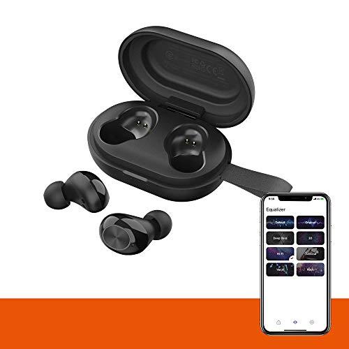 Tronsmart Spunky Beat Cuffie Bluetooth senza fili 5.0, Supporto Qualità Audio Aptx HD, Riproduzione 24h, Cancellazione...