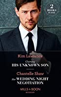Claiming His Unknown Son / Her Wedding Night Negotiation (Modern)