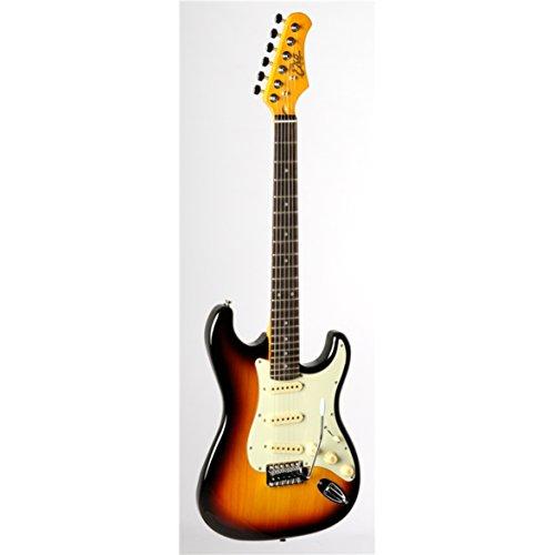 Eko Gitarren s-300V–Sunburst E-Gitarren