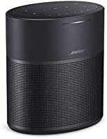 Bose Home Speaker 300: Bluetooth Smart Speaker with Amazon Alexa Built-in, Black