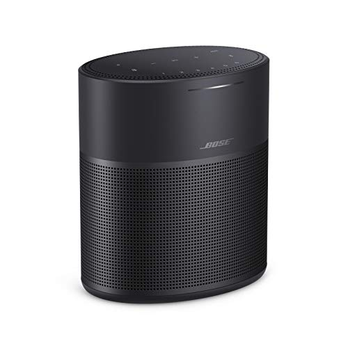 Bose Home Speaker 300, with Amazon Alexa Built-in, Black